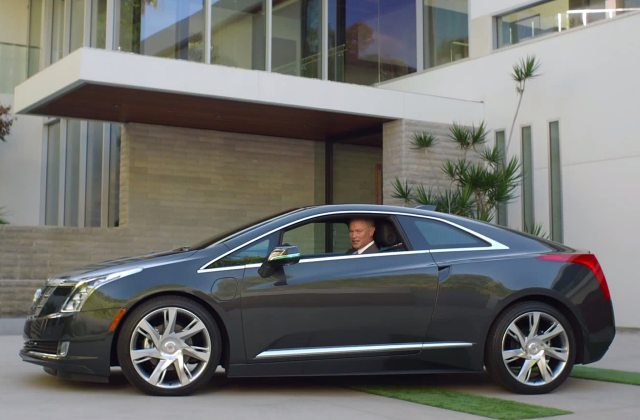 What S With The Jingoism In These Chrysler And Cadillac Electric Elr Commercial - Medium