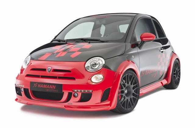 Fiat 500 Abarth And Esseesse By Hamann Top Speed 2010