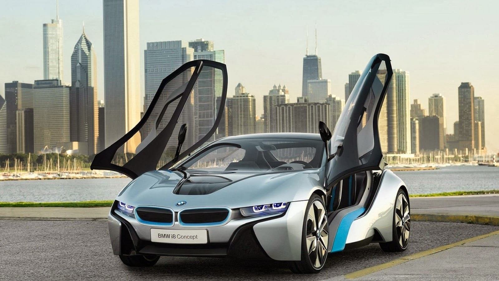 Hd Wallpapers Download Bmw I8 Cars 1080p Wallpaper For Mobile - Medium