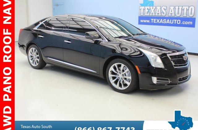 2016 Cadillac Xts Premium Texas Auto South Elr Heated Steering Wheel - Medium