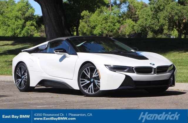 new 2019 bmw i8 roadster awd convertible safety features - medium
