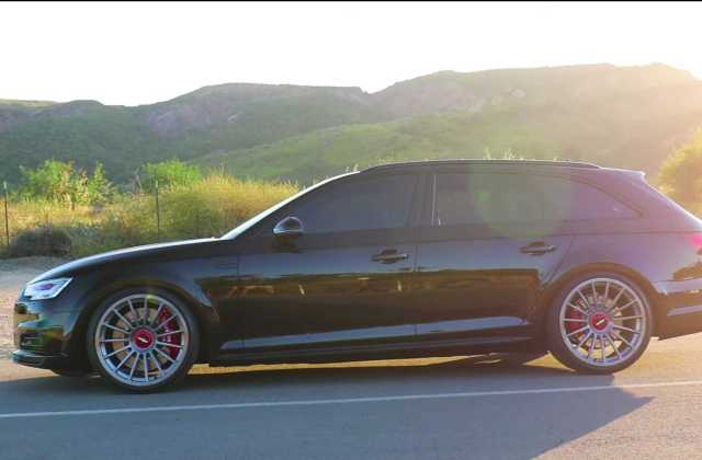 audi a4 allroad with s4 engine could be america s coolest wagon avant tuning wallpaper - medium