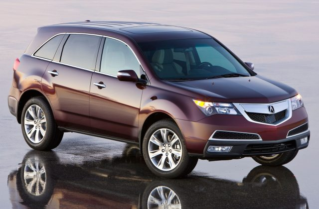 2013 acura mdx reviews and rating motor trend 2011 review - medium