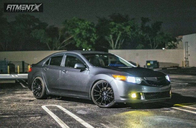 2009 Acura Tsx Mrr Gf6 Tein Coilovers Fitment Industries - Medium