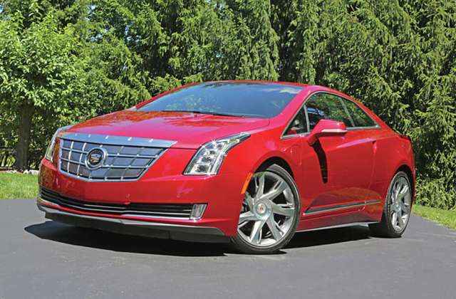 High End Hybrid 2014 Cadillac Elr Times Union Who Is The Guy In New Commercial - Medium