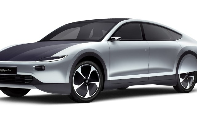The Lightyear One Is A Solar Powered Electric Car With Concept Vehicle - Medium