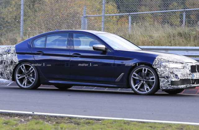 New 2021 Bmw 5 Series Spy Shots Are The Most Revealing Yet Photo - Medium