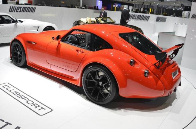 Wiesmann Gt Mf4 Cs Officially Revealed In Geneva And S - Medium