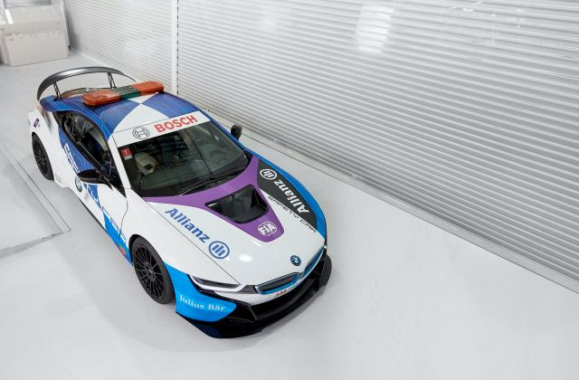 a new bmw i8 coupe safety car will debut in mexico s formula features - medium
