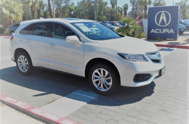 Used Acura Rdx For Sale U S News World Report Pre Owned - Medium
