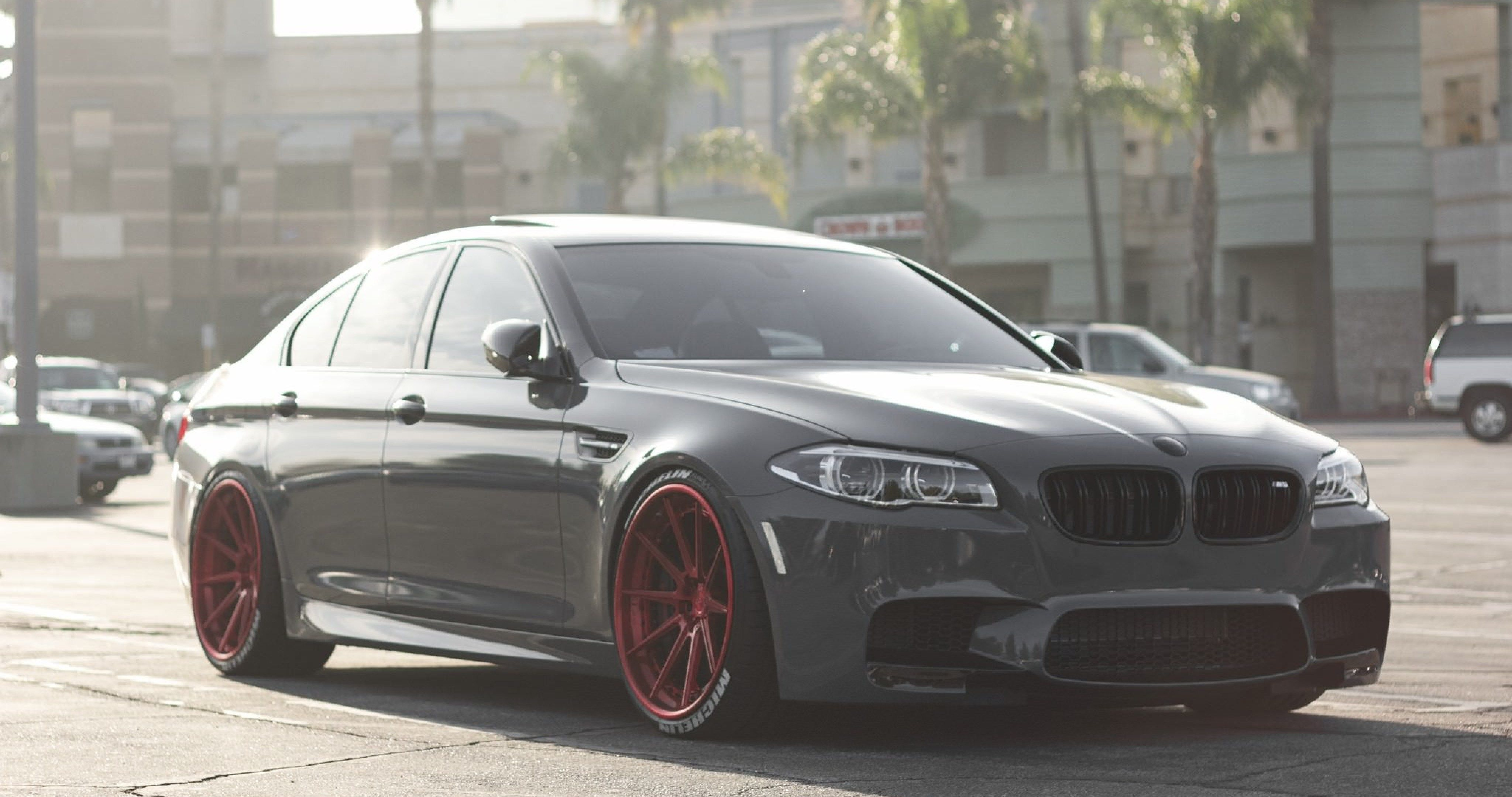 bmw m5 f10 4k ultra hd wallpaper for android - medium