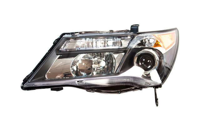 For Acura Mdx 07 09 Replace Driver Side Replacement Headlights - Medium