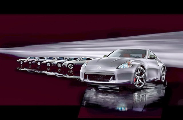 new nissan 370z 40th anniversary edition priced at 38 860 2010 - medium