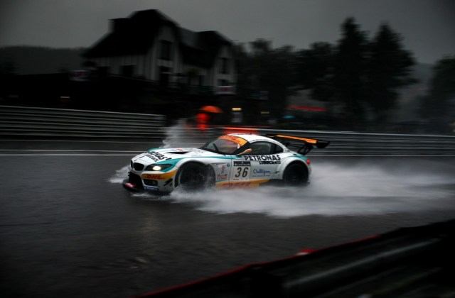 Sports Racing Muscle Cars Bmw Z4 Gt3 Wallpapers Hd Wallpaper - Medium