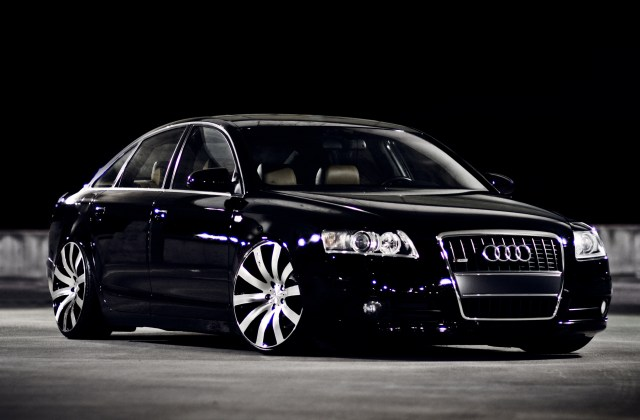 Audi Car Images And Wallpapers The Wow Style Free Wallpaper Of A6 - Medium