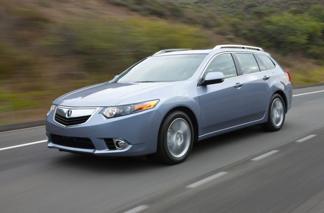 2011 Acura Tsx Sport Wagon 8211 Review Car And Driver Mpg - Medium