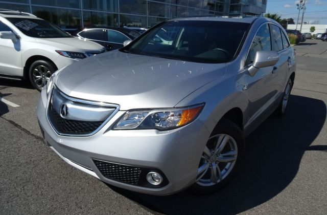 Used 2014 Acura Rdx Cuir Toit Ouvrant At Brossard Pre Owned - Medium