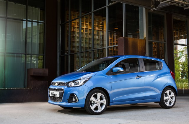 2016 Chevy Spark Info Pictures Specs Wiki Gm Authority Chevrolet Photo Gallery - Medium