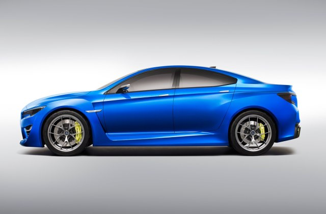 We Hear 2015 Subaru Wrx Sti Debuts In L A Outback And Concept - Medium