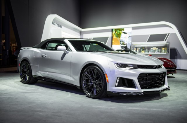 2017 Camaro Info Pictures Specs Mpg Wiki Gm Authority Photo Chevrolet Zl1 - Medium
