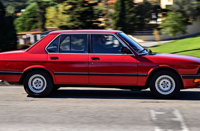 1984 Bmw 5 Series Wallpapers And Hd Images Car Pixel - Medium