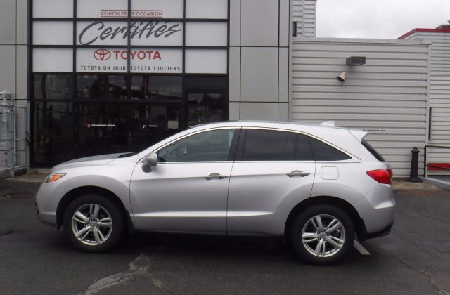 Used 2014 Acura Rdx Tech Pke Navigation Awd For Sale In Pre Owned - Medium