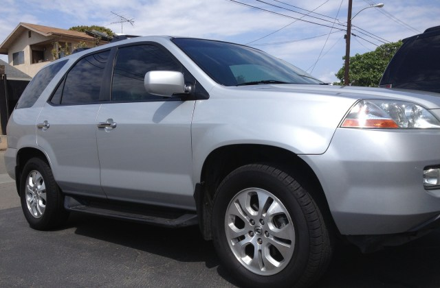 2003 Acura Mdx Related Infomation Specifications Weili 08 - Medium