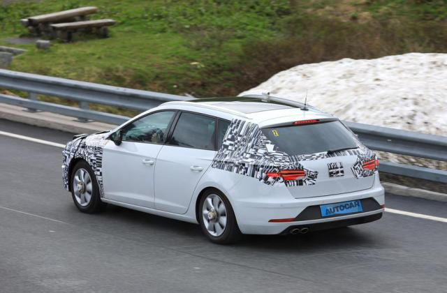 new 2020 seat leon video previews hatch ahead of january - medium