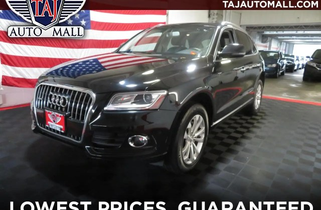 Used 2015 Audi Q5 Quattro 4dr 2 0t Premium For Sale In Hybrid 0 Emissions - Medium