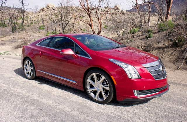 2014 Cadillac Elr Review Digital Trends Car And Driver - Medium