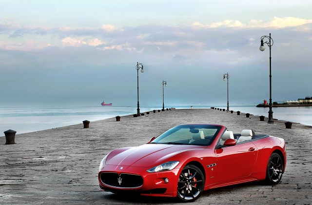 2012 Maserati Grancabrio Sport Picture 56936 - Medium