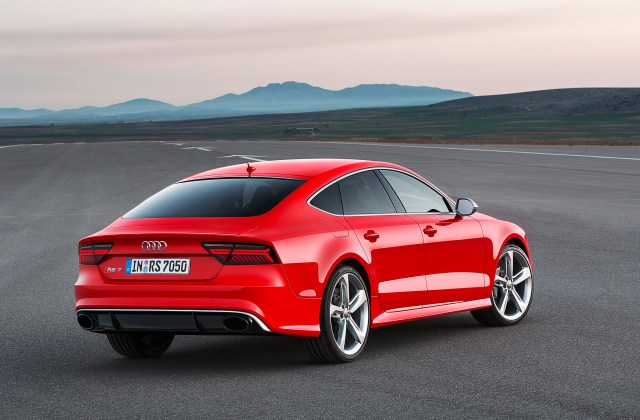 2014 Audi Rs7 Sportback Facelift Price Abt - Medium