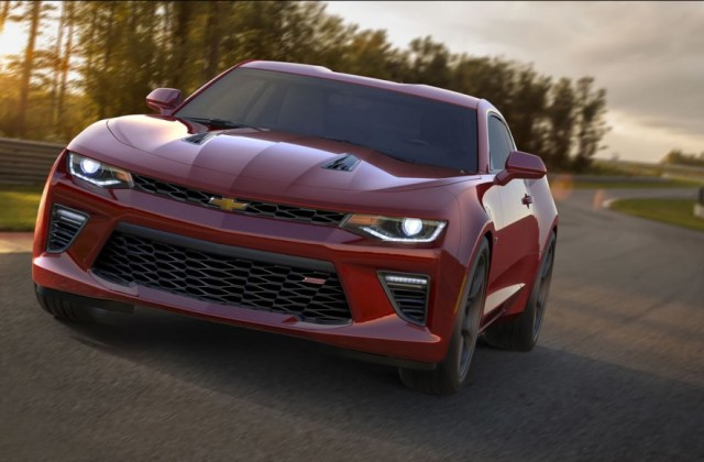8 New Features That Up The Ante For 2016 Chevrolet Camaro - Medium