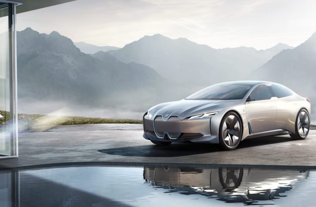 Bmw Invests Over 225 Million To Bring New I4 Electric Car Concept Vehicle - Medium