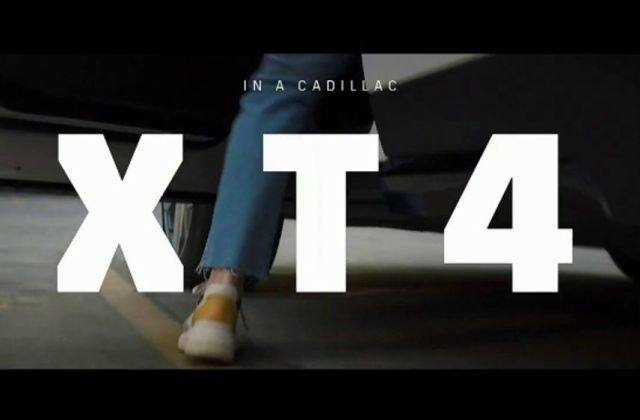 2019 Cadillac Xt4 Tv Commercial Make Your Escape Song By Childish Gambino T1 Video Elr Actor Mood - Medium