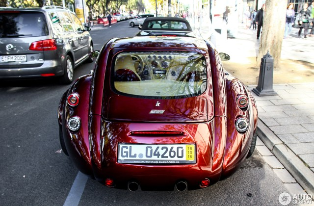 Wiesmann Gt Mf4 S 18 October 2016 Autogespot And - Medium