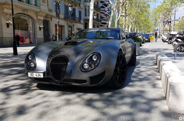 Wiesmann Gt Mf4 9 April 2018 Autogespot And S - Medium
