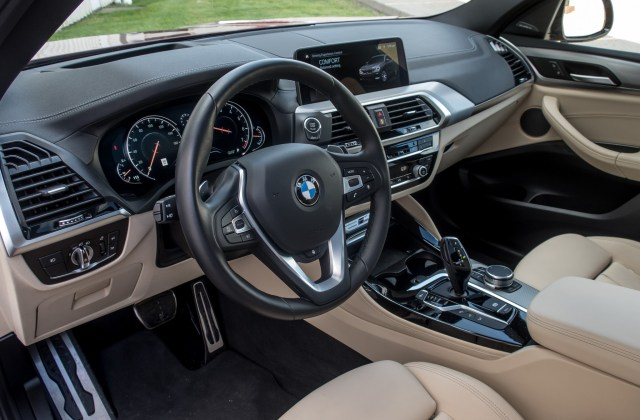 2019 Bmw X4 8 Things We Like And 2 Don T News Interior Pictures - Medium