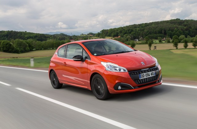 The Three Door Peugeot 208 Has Been Tried Convicted And Type R5 - Medium