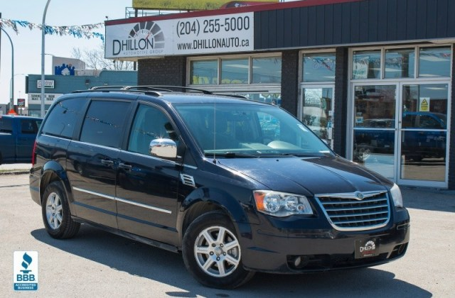 2010 chrysler town country 4dr wgn touring photos - medium