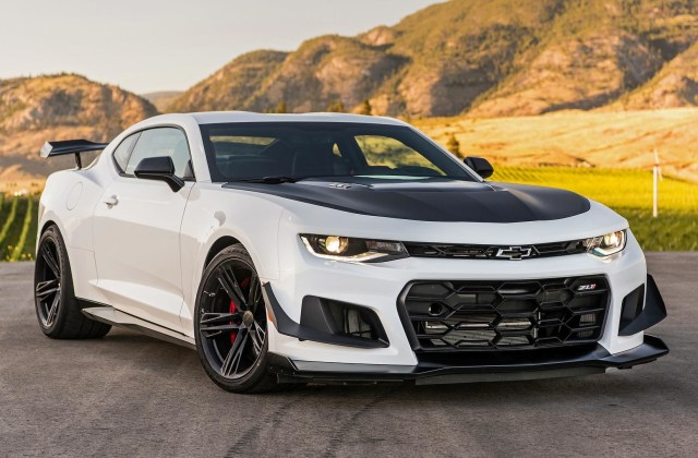 2018 Camaro Zl1 Wallpaper 76 Pictures Photo Chevrolet - Medium