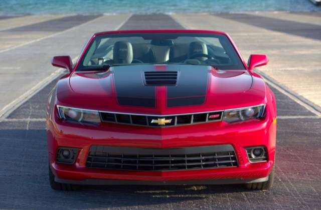 Driving Me Crazy 2015 Chevrolet Camaro 2ss Coupe Can You Features - Medium