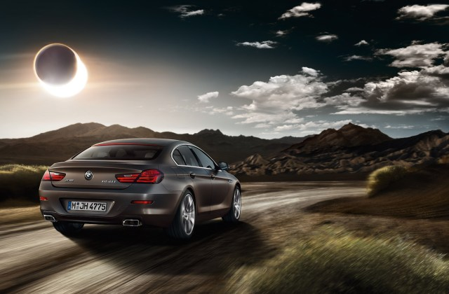 wallpapers bmw 6 series gran coupe 2012 wallpaper - medium