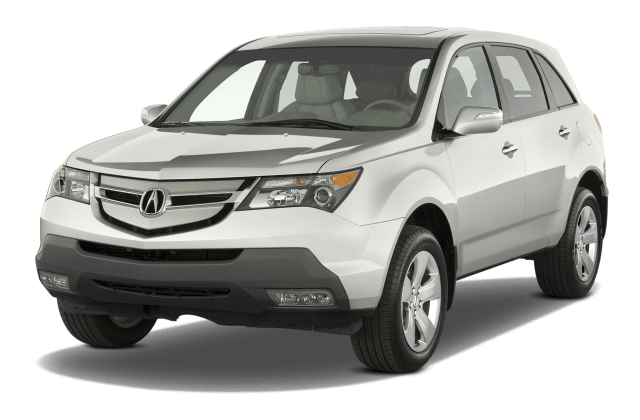 2008 Acura Mdx Reviews Research Prices Specs Motortrend 08 - Medium