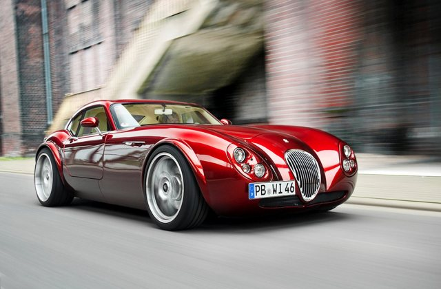 Bold Styling Decisions Wiesmann Gt Mf4 Carbuzz And S - Medium