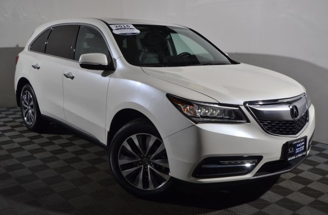 2016 Acura Mdx Sport Package For Sale 257 Used Cars From 35 052 Of Seattle - Medium