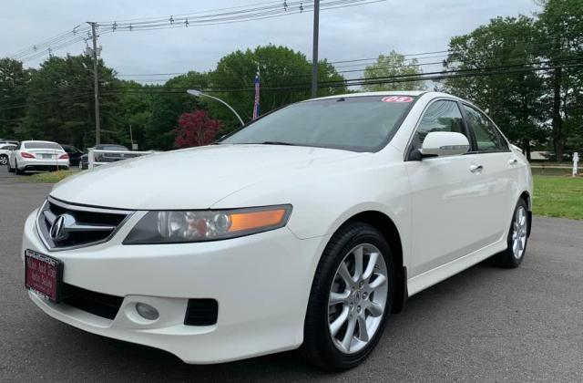 Acura Tsx With 4 Cylinders Automatic Transmission South - Medium