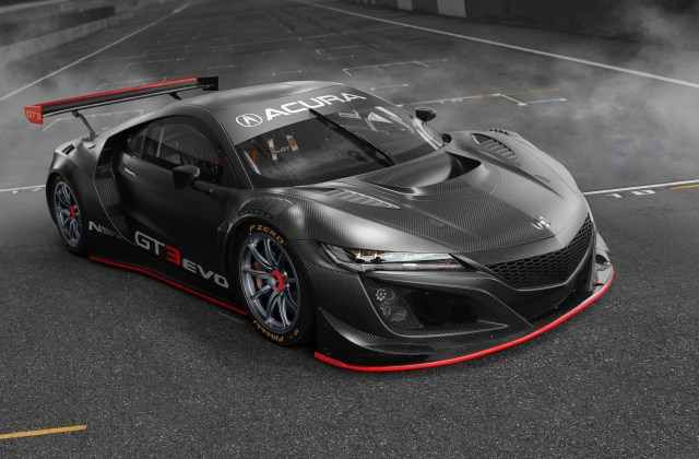 2019 acura nsx gt3 made faster with new bodywork how much is an - medium