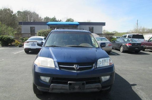 used 2003 acura mdx awd with touring package and navigation 03 - medium