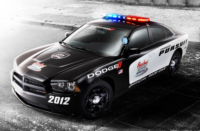 2012 Dodge Charger Pursuit Photo Of A - Medium